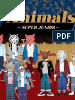 Animals - 슈퍼주니어 Super Junior