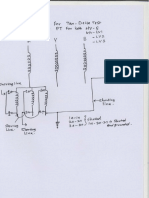 PT Testing Diagram
