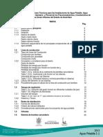 I-Agua-Potable-2013 ( con datos de este archivo se calcula la tuberia hidraulica ).pdf