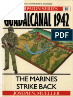 Osprey - Campaign 018 - Guadalcanal 1942 the Marines Strike Back