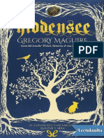 Hiddensee - Gregory Maguire