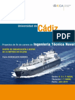 Diseño de Una Embarccion de 24m LOA