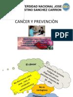 Cáncer y Su Prevención