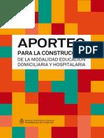 Aportes Hospitalaria