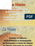 1- La Vision