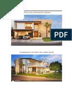 Planos de Propuesta de Diseño Arquitectónico Para Museo%2C Mercado de Artesanías%2C Campo Recreativo y Casa Municipal de La Cultura en Cacaopera