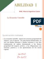3. Ecuacion Contable