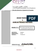 Module 05 TSGE Concepts de Base de La Comptabilité Générale OFPPT