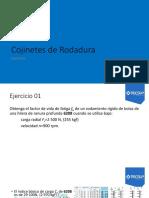 Cojinetes de Rodadura_ EJERCICIOS