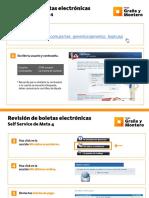 Guía Para Revisión de Boletas de Pago Electrónicas