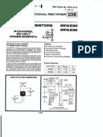 IRF9Z30.PDF