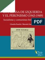 La prensa de izquierda y el peronismo (1943-1949)Socialistas y comunistas frente a Perón.pdf