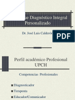 6.- Enfoque Diagnostico Integral