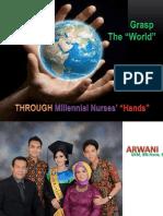Genggam dunia dengan perawat millennial 2018.pptx