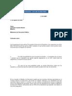 Dictamen-234-2009 artículo 37 REGLAMENTO EVALUACIÓN DE LOS APRENDIZAJES