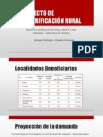 Quiquia_rodriguez_proyectos de Electrificación Rural
