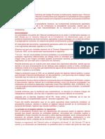 Resumen Caso Huatuco