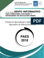 Doc Info PAES2018 Web