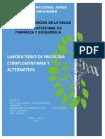 Práctica n2 Medicina Complementaria Adrian Romero 2014-125003