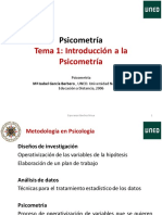 Psicometria Tema 1 Introduccion-1