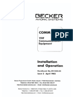 Install Operation Manual Comm 2000 Issue 04 82
