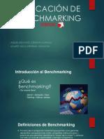 Aplicación de Benchmarking