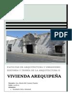 VIVIENDA AREQUIPEÑA