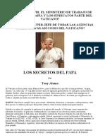Secretos Del Papa