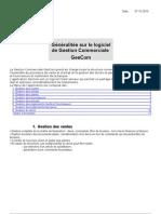 Presentation Gestion Commerciale Integrainfo