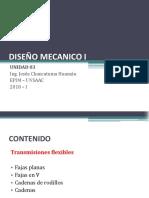 DISEÑO MECANICO I
