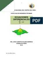 Texto Ecuaciones Diferenciales 2014-II