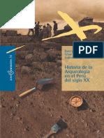 Tantalean & Astuhuaman 2014. Historia de La Arqueologia en El Peru Del Siglo XX. Final