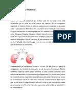 Las Biomoléculas Orgánicas