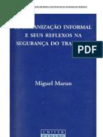 MARUN Organizacao Informal e Seus Reflexos Sobre a Seguranca No Trabalho