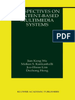 Perspectives on Content Based Multimedia Systems