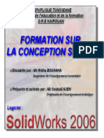 Formation Solid Works 2006