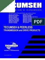1-TESMM-Tecumseh Engine Service Maintenance Manual
