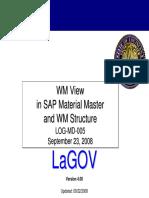 LOG MD 005 WM Presentation