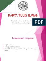 Ujian Proposal Kti