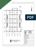 Rencana Balok Kolom Lt 3