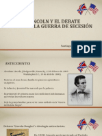 Unidad 5 Abraham Lincoln - Santiago Giraldo Berrío