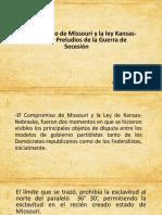 Unidad 5 Compromiso de Missurri - Juan M Vallejo G