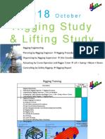 Rigging Study Lifting Study - October 2018 HaGun Institute