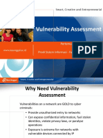 Materi 6 Vulnerability Assessment -V