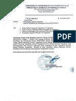 Contoh Surat Perubahan PT