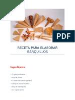RECETA PARA ELABORAR BARQUILLOS.doc