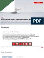 Transformer Safety