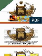 Arcanos Mayores El Loco - La Templanza.pptx