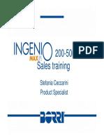 Sales Training_ingenio Max 200-500 Kva