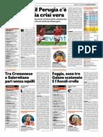 La Gazzetta Dello Sport 07-10-2018 - Serie B - Pag.1